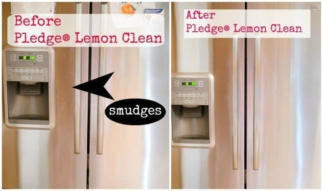 5 Ways to Clean Your Kitchen with Pledge