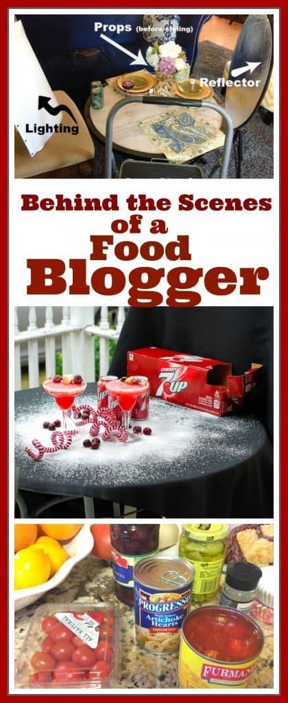 Behind the Scenes of a Food Blogger