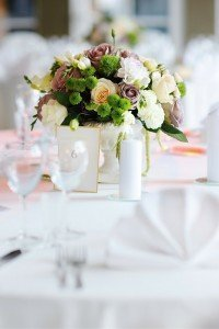 5 Must-Have Dinner Party Tips - Centerpiece Ideas