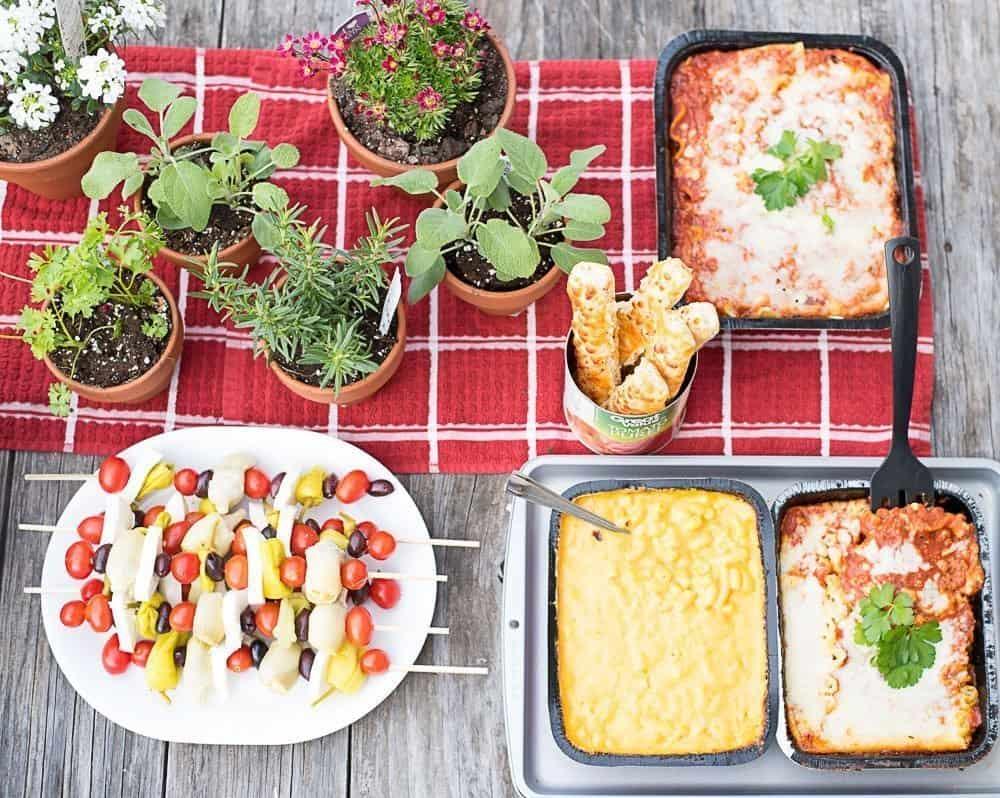 Recipe Ideas For Dinner Party Part - 40: Italian Dinner