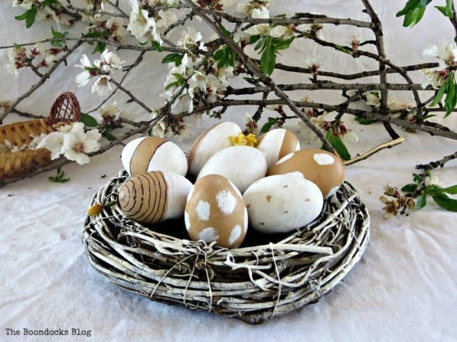 Nest for Rustic Eggs - Chitchat & DIY Sunday Showcase 03.20