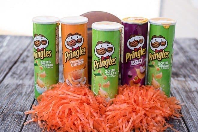 Pringles - Sour Cream and Onion Loaded Nachos