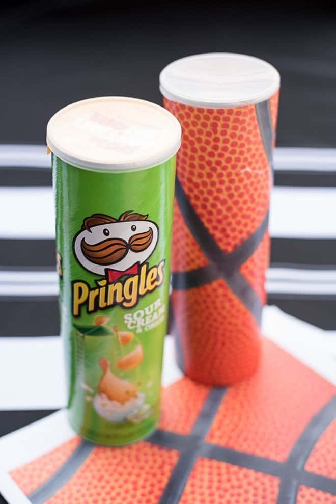 Pringles Can Wraps