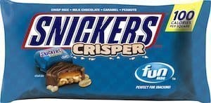 SNICKERS® Fun Size - Favorite 100 Calorie Snack