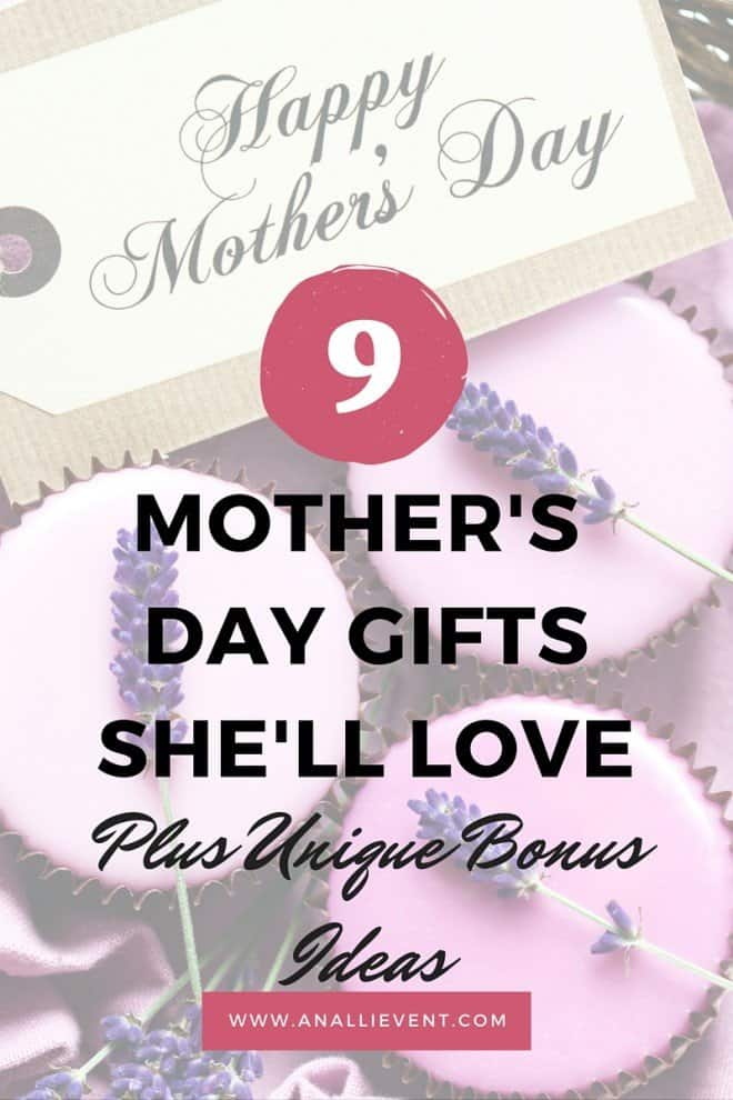 9 Mother's Day Gift Ideas She'll Love