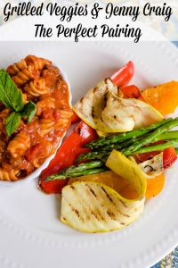 Grilled Vegetables Pair Perfectly with Jenny Craig