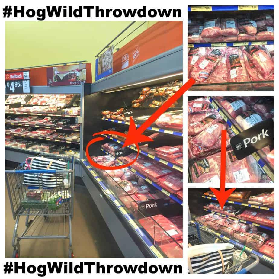 Instore Photo for Smithfield - HogWildThrowdown