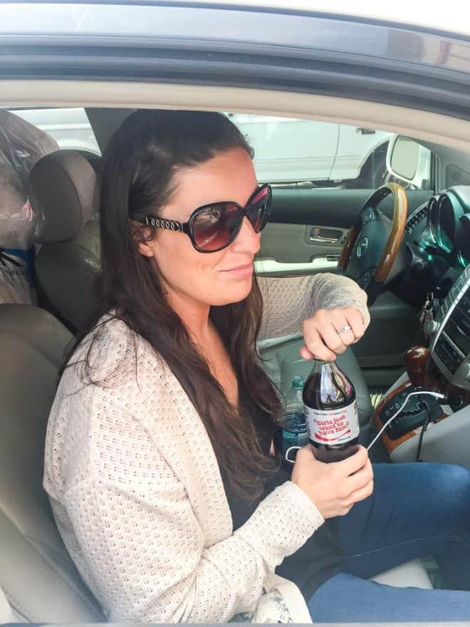 Diet Coke & a Smile