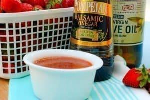 Strawberry Vinaigrette