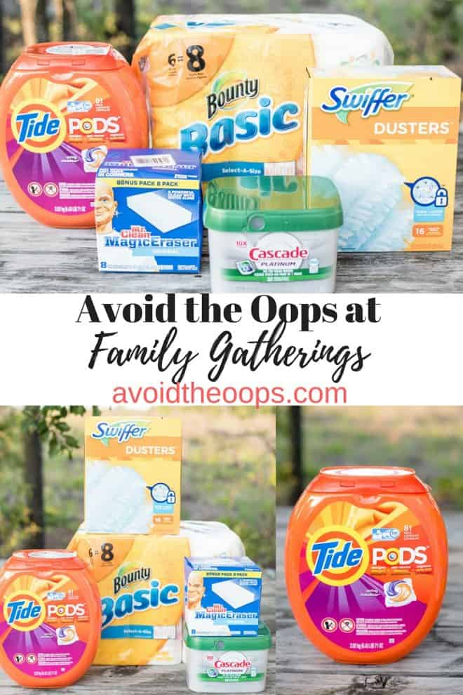 Avoid the Oops by ordering your cleaning supplies from Walmart.com.
