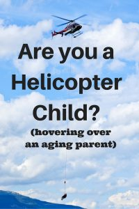 Are you a Helicopter Child?