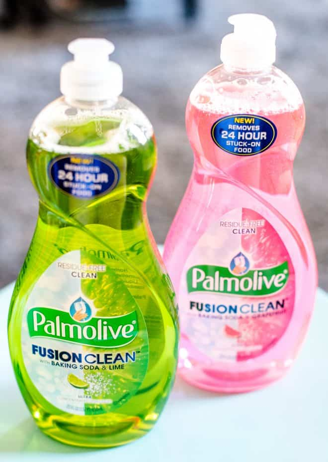 Palmolive Fusion Clean