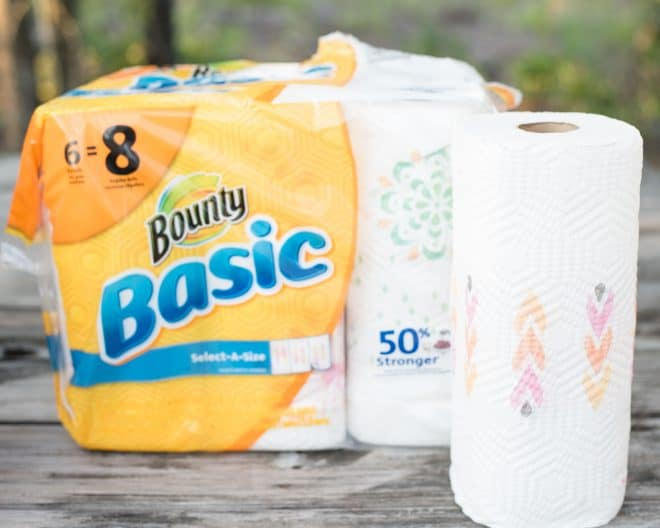 Never run out of paper towels again - avoid the oops!