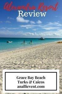 Review of Alexandra Resort – Turks and Caicos