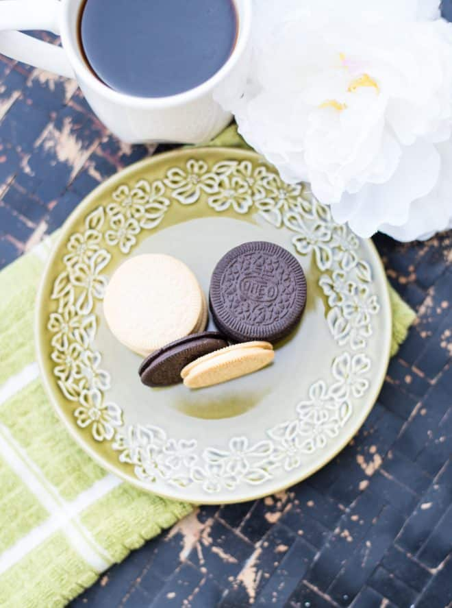 Enjoy date night in with OREO things