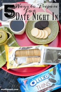 5 Ways to Prepare for Date Night In