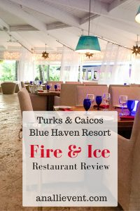 Fire and Ice Review – Turks and Caicos