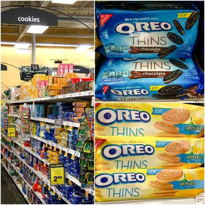 Oreo In-store Photo at Kroger