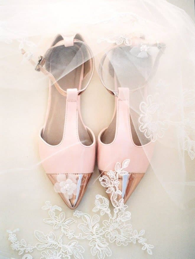 The shoes - Nautical Wedding Ideas - Wedding Registries