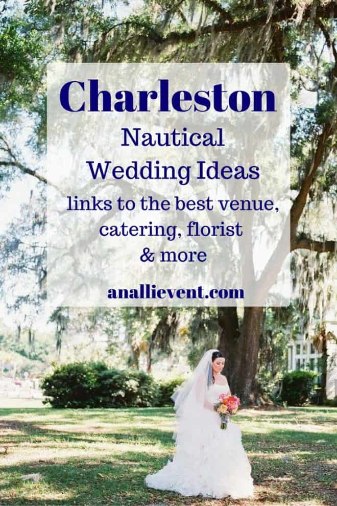 Are you planning a wedding in Charleston, SC? I've got links to the best caterer, floral designer, photographer and more. Click the pic to read more or save the pin for later.