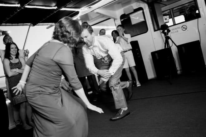 Nautical Wedding - Groom/Mom Dance