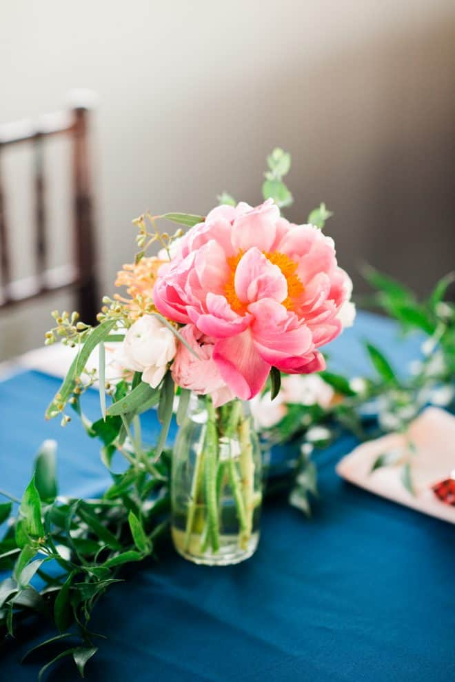 Centerpiece - Nautical Wedding Ideas