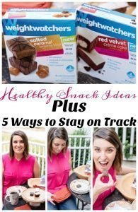 Healthy Snack Ideas Plus 5 Ways to Stay on Track