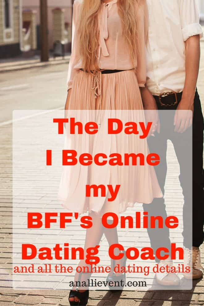 When my BFF plunged head first into the world of online dating, I became her dial-an-online-dating coach. We both learned a thing or two about online dating and I'm telling it all. Click the photo to read more or save for later.