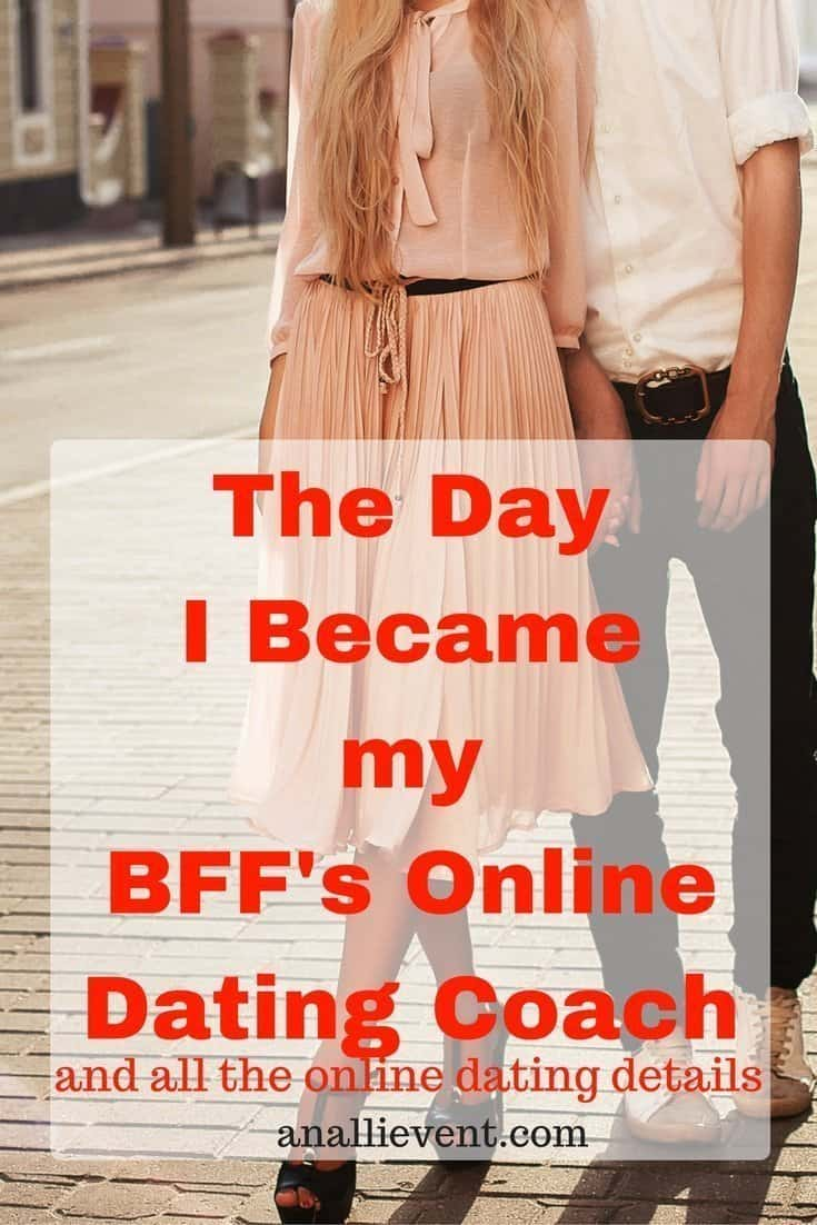 Online dating events