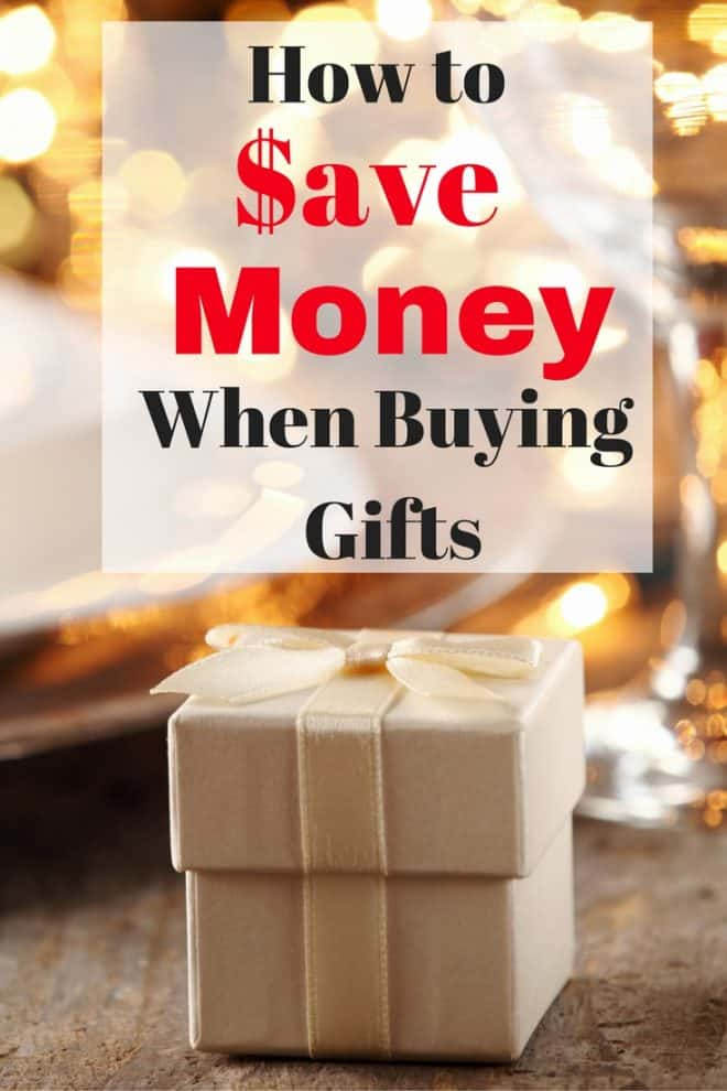 I don't like paying full price for anything. When buying gifts for my family, I've learned how to save money any how to keep track of how much I've spent.