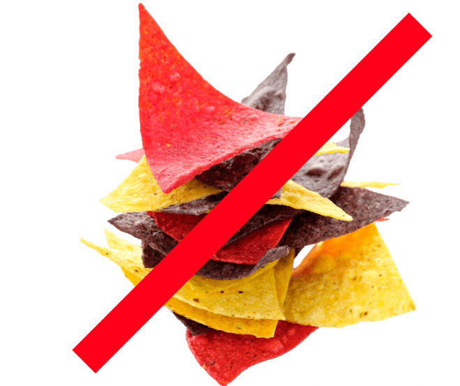 ZonePerfect Snack Bars or a pile of chips?
