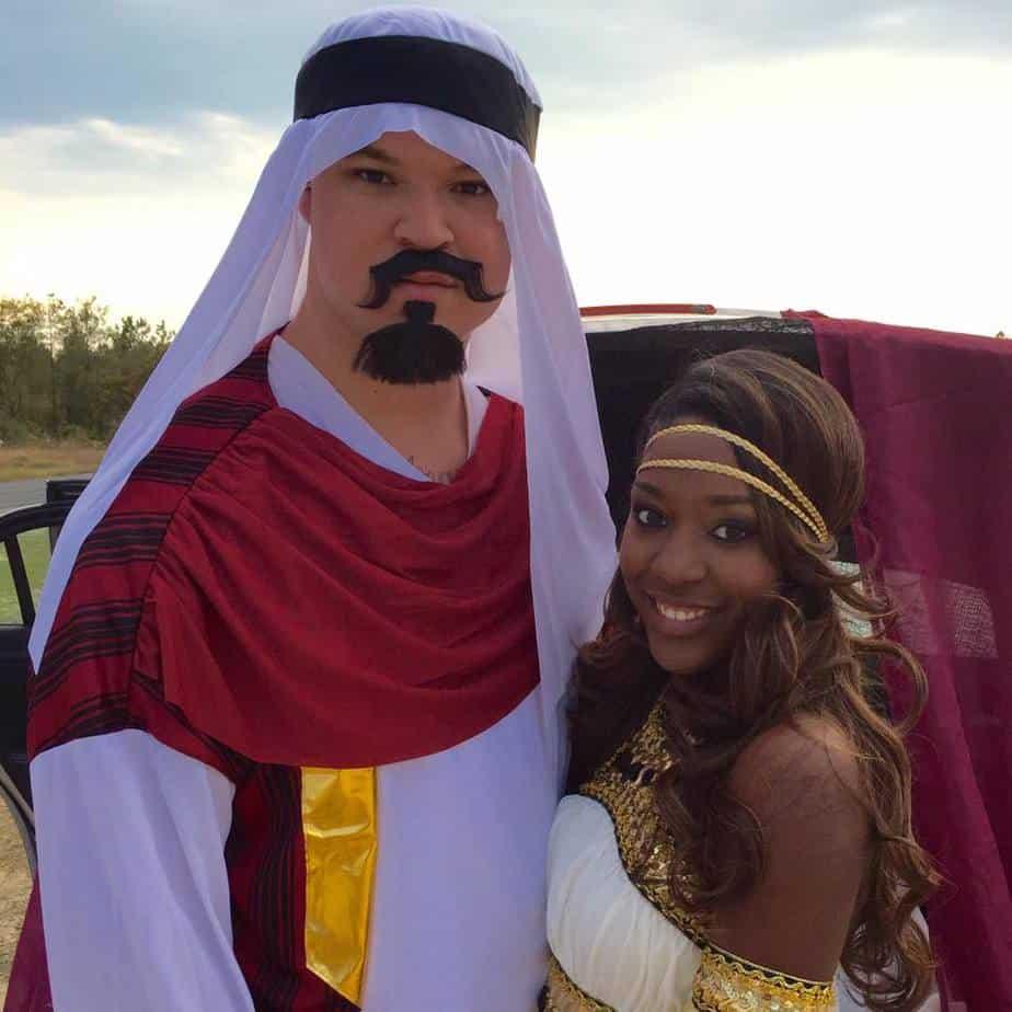 Trunk Or Treat Arabian Nights