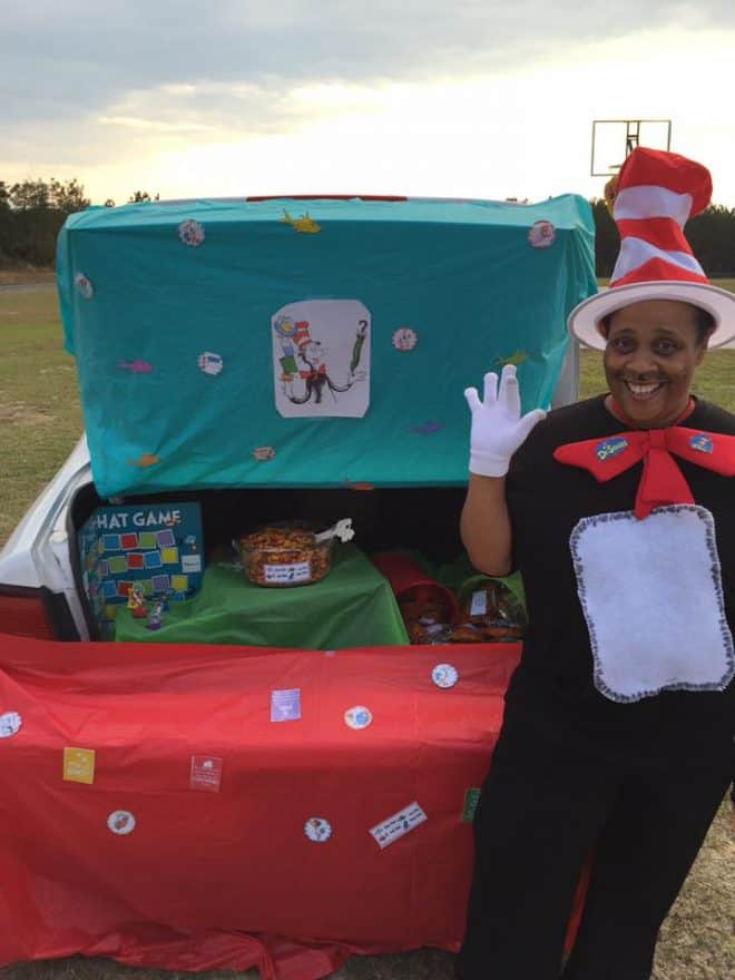 Top Five Trunk or Treat Ideas