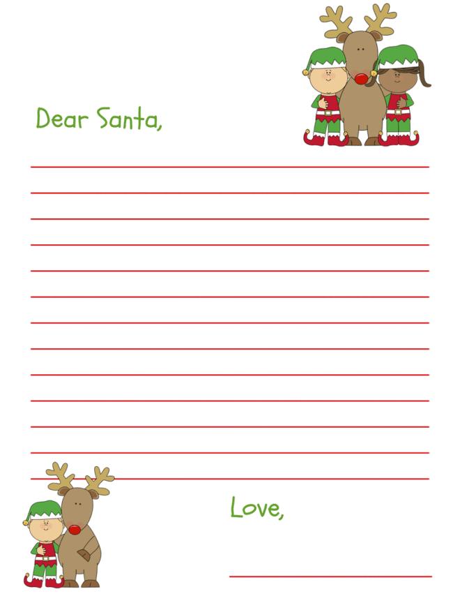 Santa Cam SVG Cut File  Love Paper Crafts