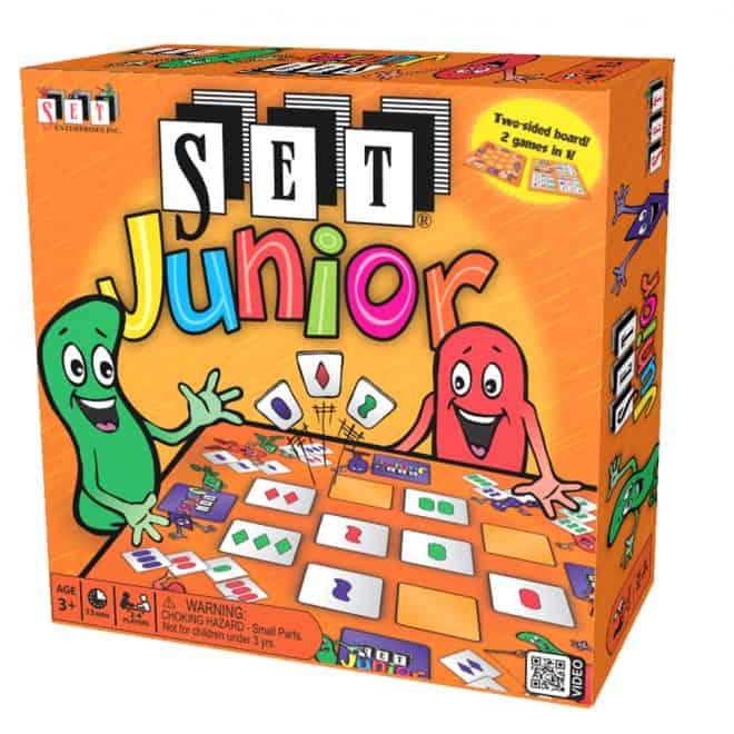 Set Junior - Stocking Stuffer Ideas