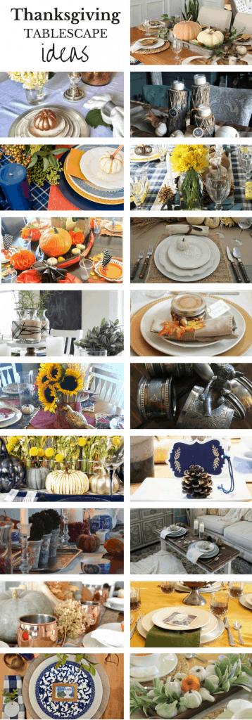 Cozy, Rustic Thanksgiving