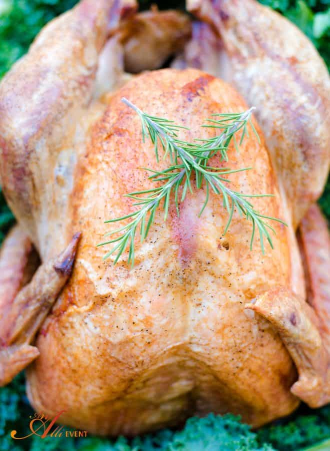 How to Roast a Turkey and Leftover Turkey Panini