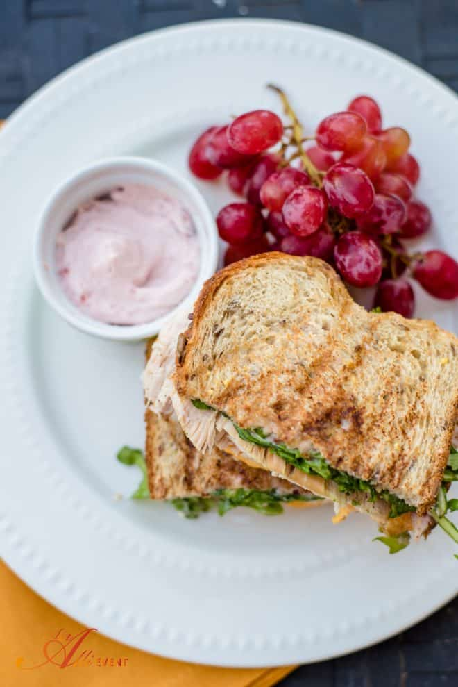 Turkey Panini - How to Roast a Turkey