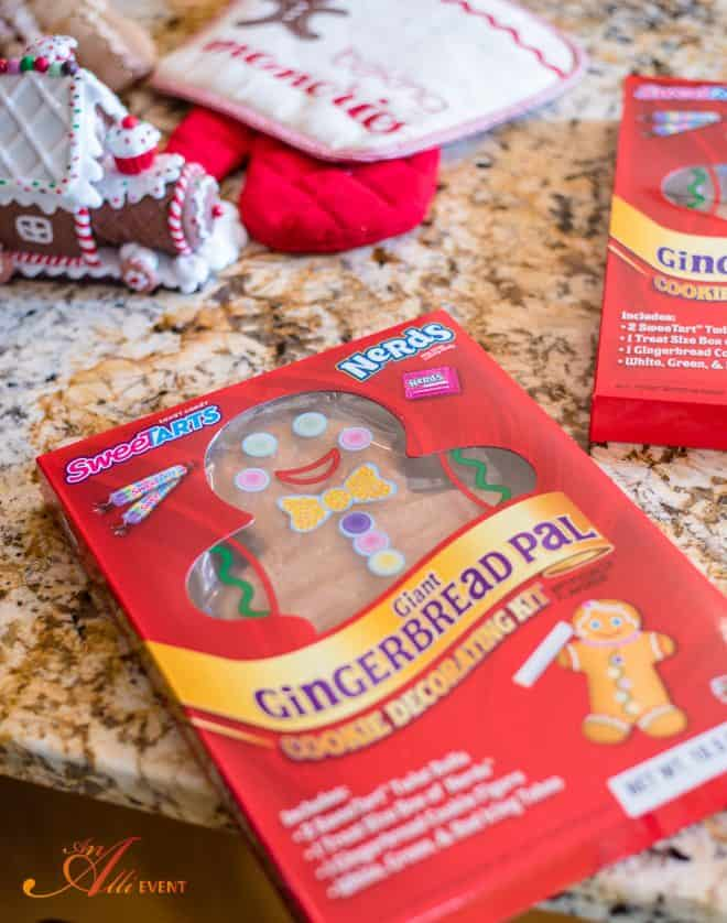 Gingerbread Boy Kits - Gingerbread Boy Decorating Party