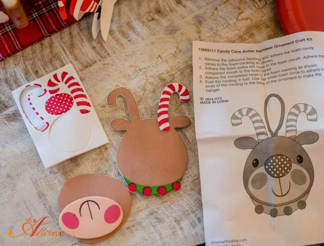 Reindeer Craft Party