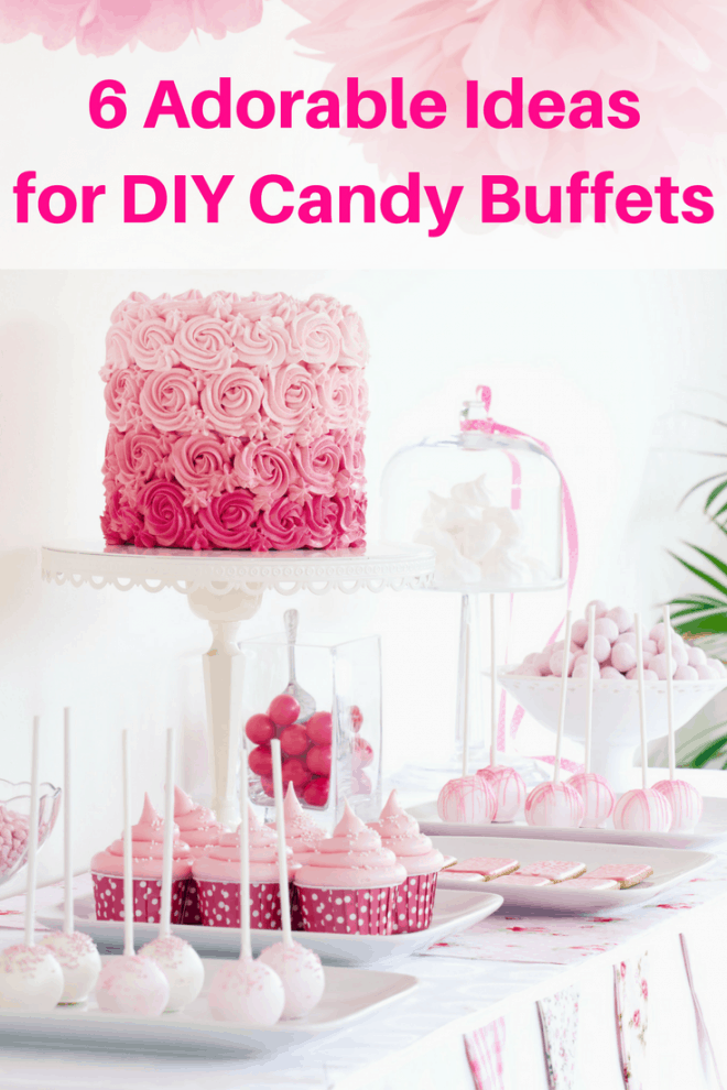 Cool Six Adorable Ideas For Diy Candy Buffets Plus Helpful Tips Home Interior And Landscaping Eliaenasavecom