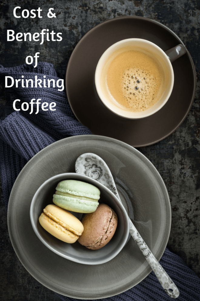 Cost and Benefits of Drinking Coffee
