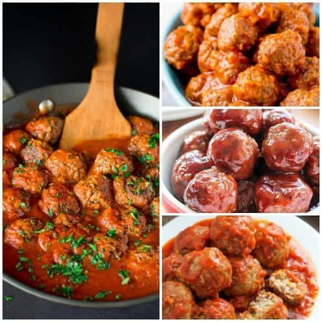 Meatballs You Can Make in Your Slow Cooker