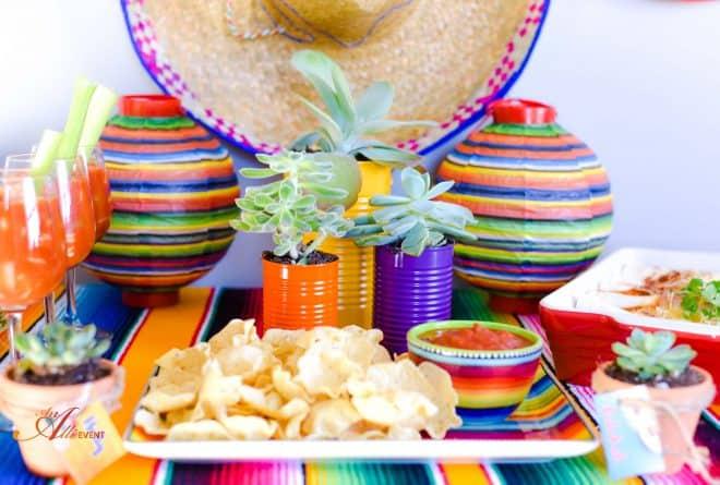Mexican Fiesta - Chicken Enchiladas