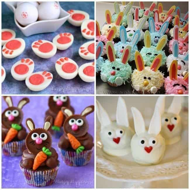 23 Bunny Treats Perfect For Easter Lunch, Brunch Or Party