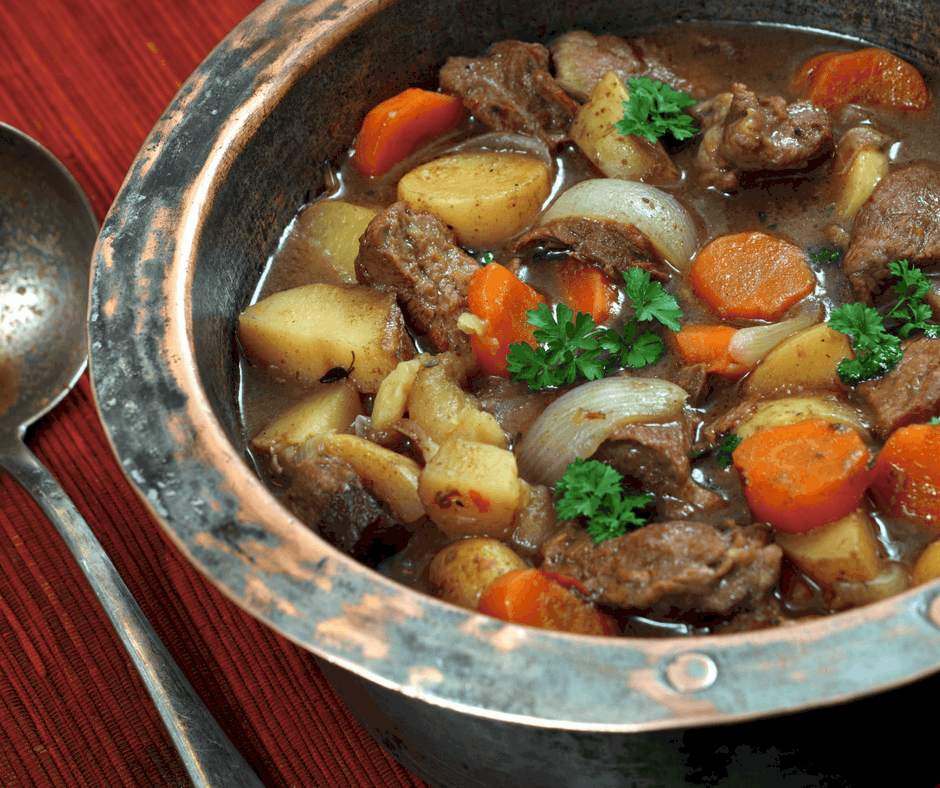 Irish Beef Stew and Saint Patrick's Day Giveaway - An Alli ...