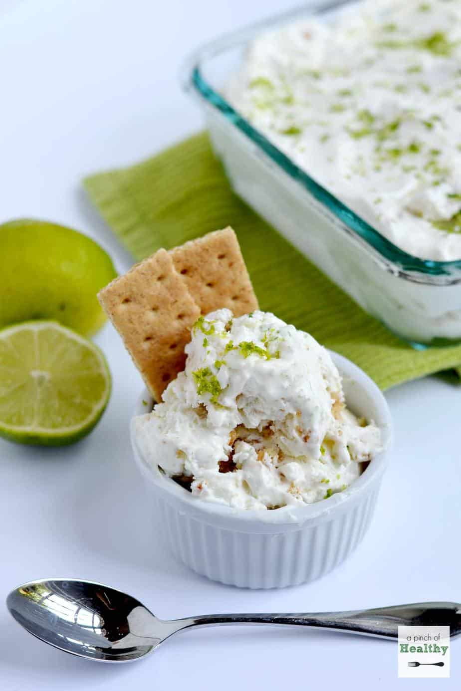 how to make mexican lime ice cream