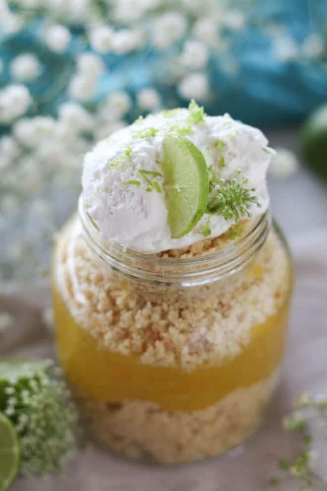 Key Lime Pie Parfait