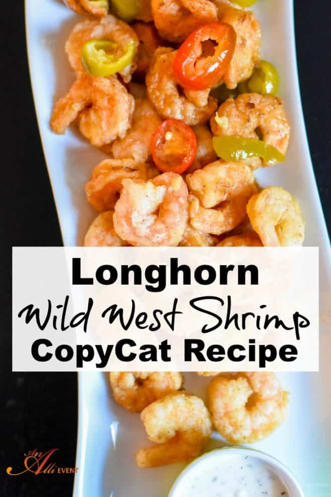 Longhorn Wild West Shrimmp