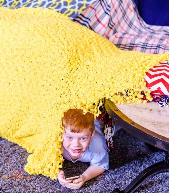 Tips for Hosting a Slumber Party for the Grandkids